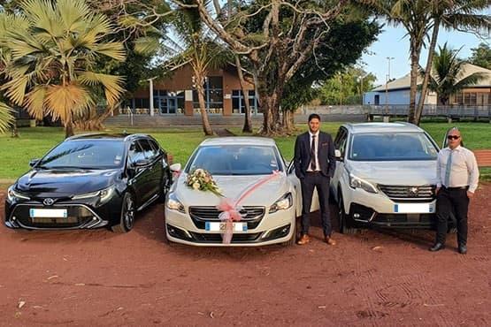 Mise à disposition véhicule VTC à La Réunion